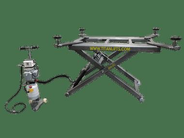 Titan lifts SL-6600 6,600 lb Mid Rise Scissor Lift