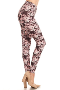Beautiful Pink Eden Leggings