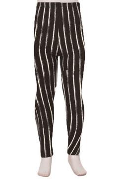 Pinstripe Leggings