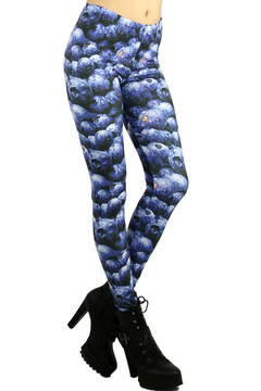 Blueberry Leggings