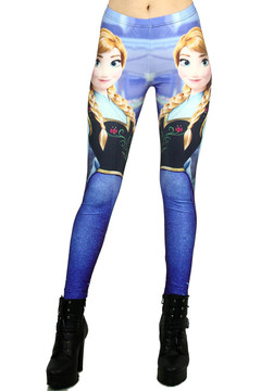 Princess Anna Leggings