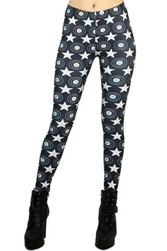 Mission America Leggings - Plus Size