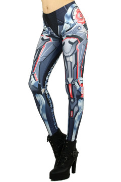 She Girl Android Leggings