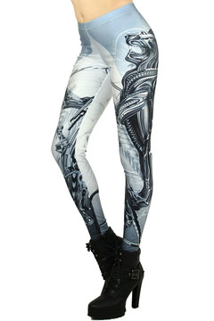 Epic 3D Lion Leggings