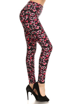 Heart on Hearts Leggings