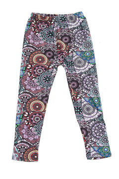 Fashion Mandala Kids Leggings