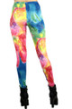 Color Whirl Leggings