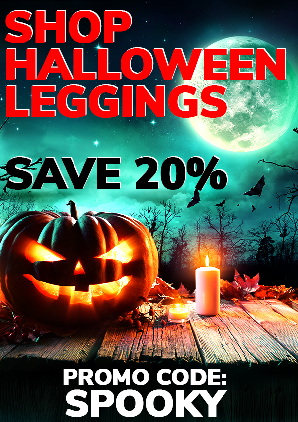 Shop Halloween Leggings