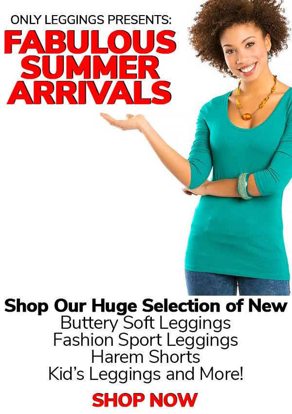 Shop Our Summer Women's Legging Collection
