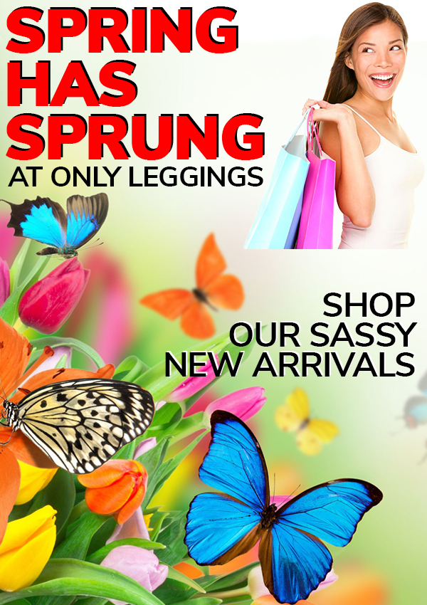 Shop Our Spring Women's Legging Collection