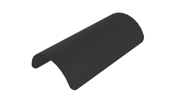 RUBBER FOOTPEG SHIM 1/8 INCH (extra/replacement part)