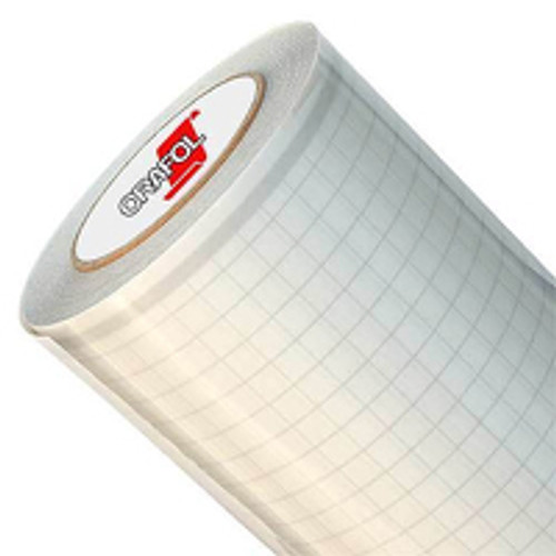 Oracal transfer tape - MT80p  Clear application tape