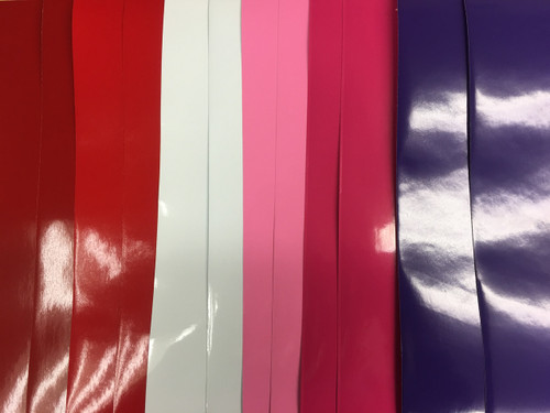 Valentines Day Color Pack - Oracal 651 Adhesive Vinyl (12 Sheets)