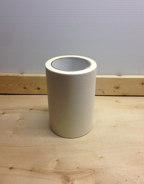 """6"""" x 100' Paper Transfer Tape Roll - For Craft Cutters and Vinyl Application"""
