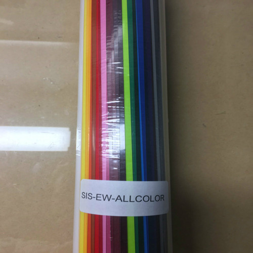 """Siser Easyweed Heat Transfer Vinyl -  All Color Pack - 41 colors - 12"""" x 15"""" sheets"""