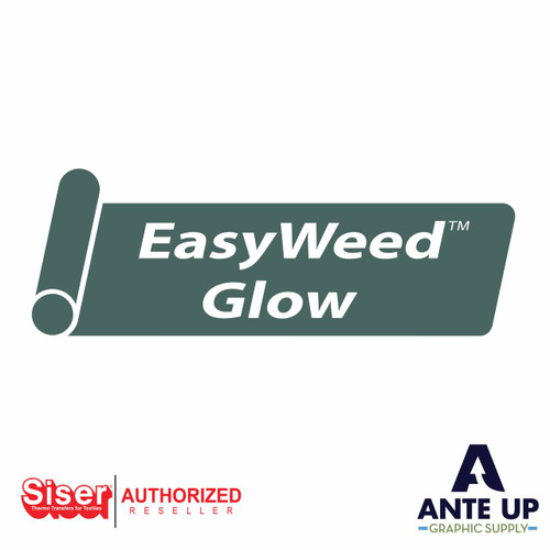 Siser Easyweed Glow In The Dark Heat Transfer Vinyl Sheet