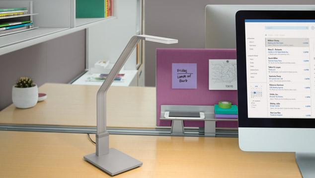 Steelcase Ergonomic Desk