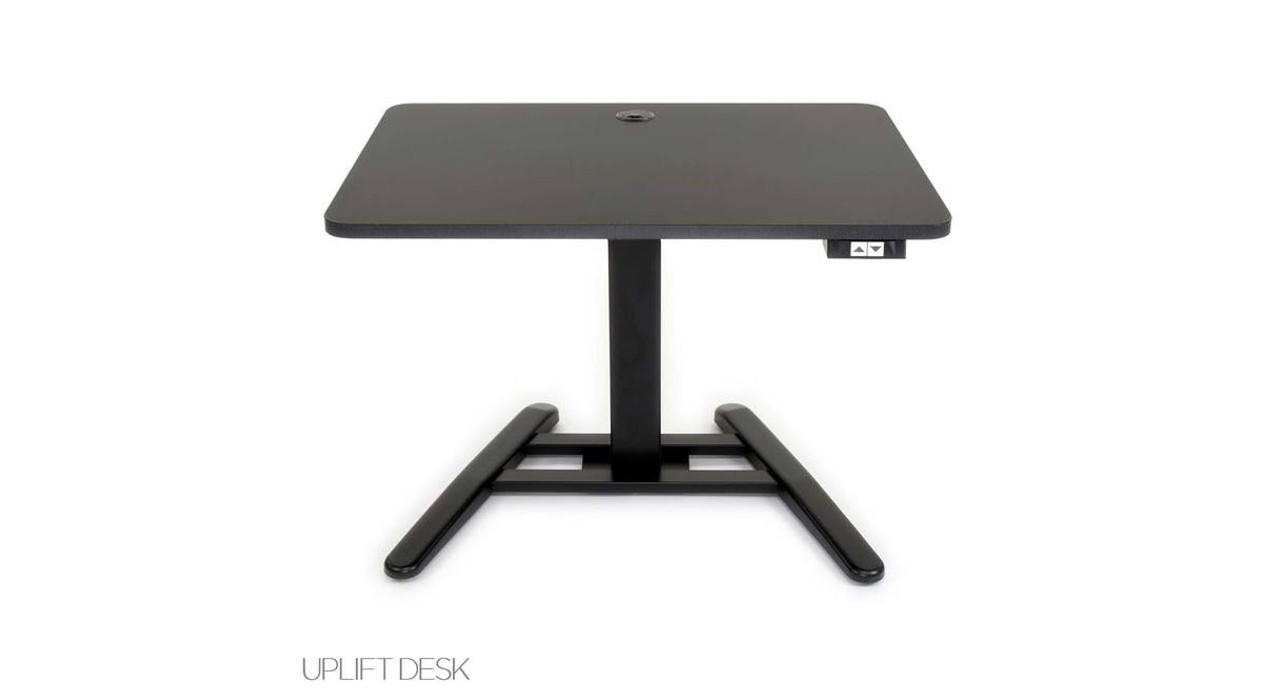 UPLIFT 975 Height Adjustable Standing Pedestal Desk (Discontinued)