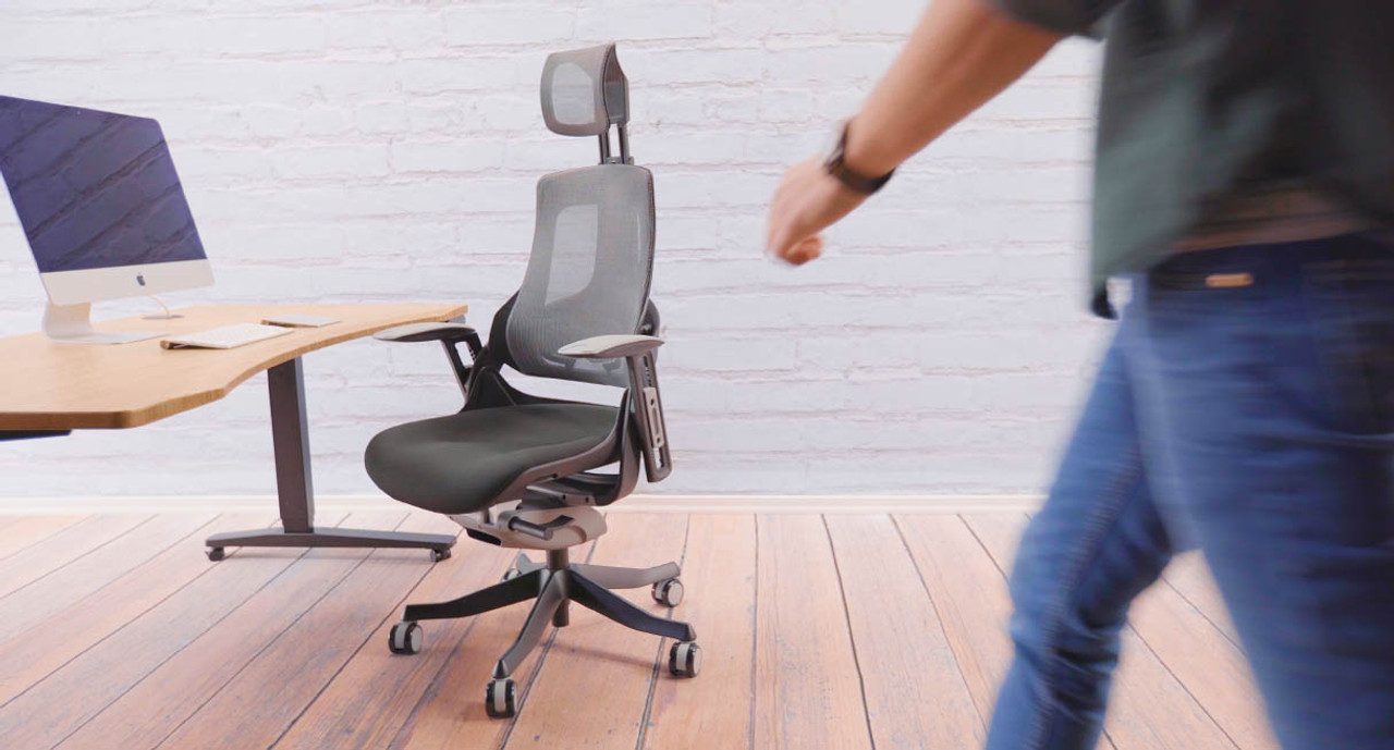 Pursuit Ergonomic Chair By Uplift Desk Shop Office And