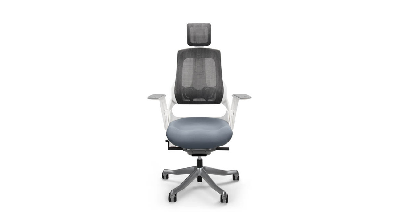 The white Pursuit chair in all its glory  sc 1 st  The Human Solution & Pursuit Ergonomic Chair by UPLIFT Desk | Shop Office and Desk Chairs