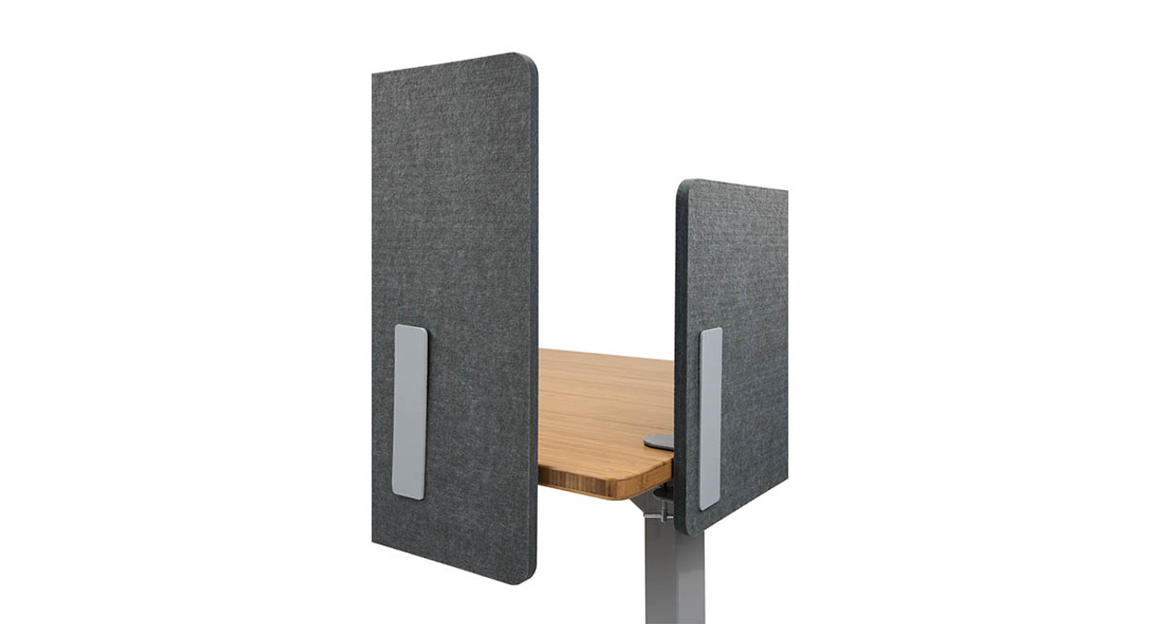 Acoustic Privacy Panels By Uplift Desk Shop Human Solution