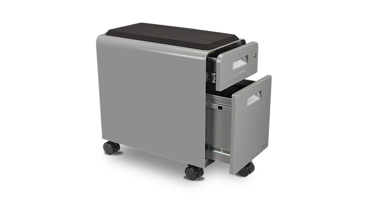 Featuring Two Locking Drawers That Hold Small To Medium Sized Items