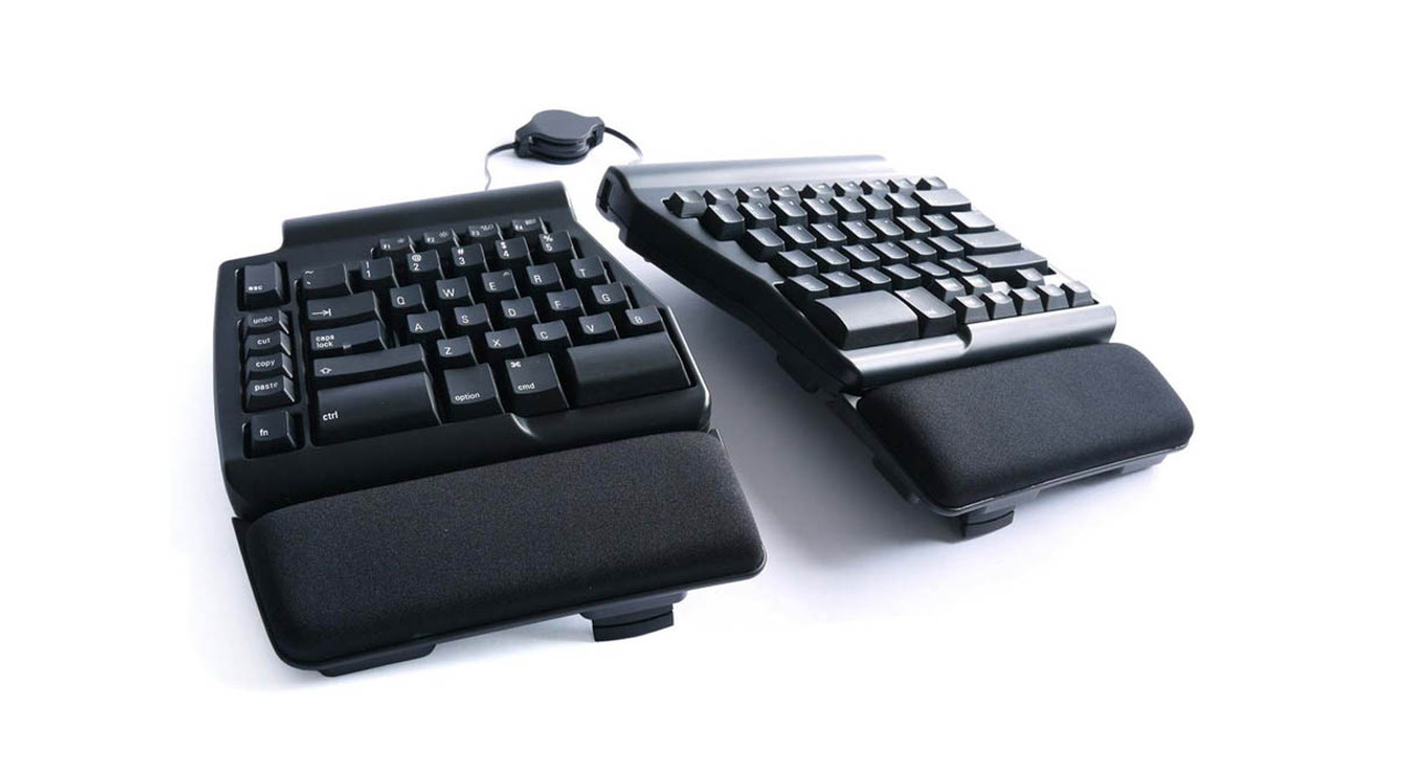 Shop matias ergo pro ergonomic keyboards for mac hotkeys dedicated to the most frequently used functions like copy paste and undo biocorpaavc Images