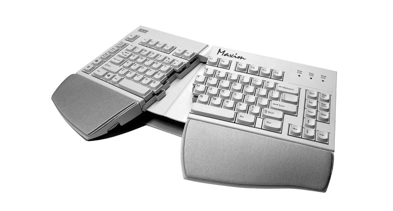 Kinesis Maxim Split Adjustable Keyboard