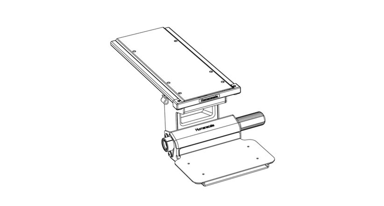 Shop Humanscale Keyboard Tray Mechanism Arms