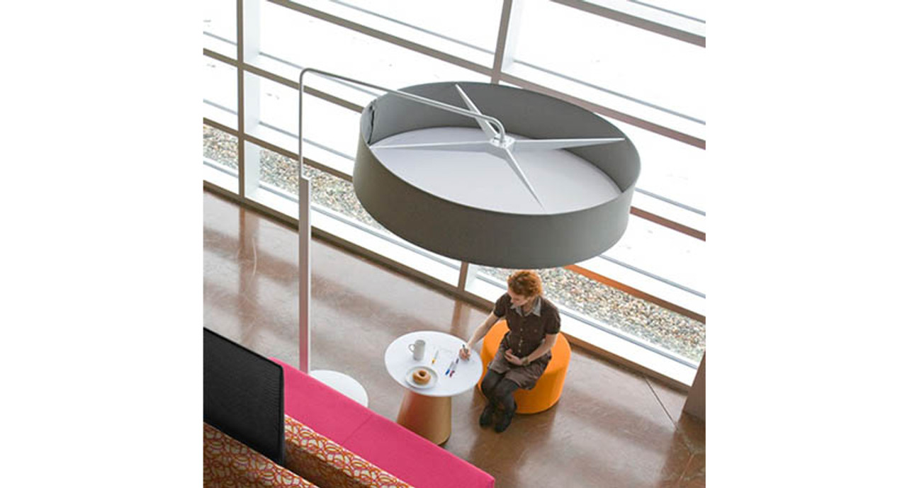 Shop steelcase turnstone campfire big lamps ts4tbl durable steel frame and polyester fabric shade made to last aloadofball Images