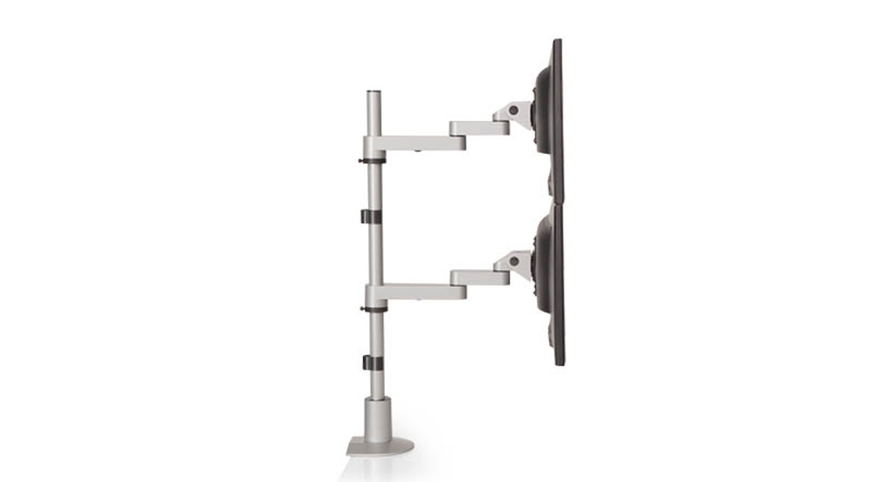 Innovative 9112-D-FM Dual Articulating LCD Monitor Mount