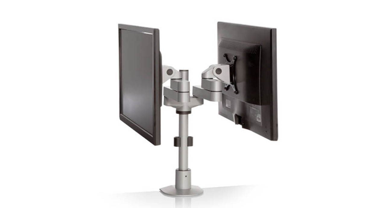 Includes FLEXmount With 6 Mounting Options: Desk Clamp, Through Desk, Wall,