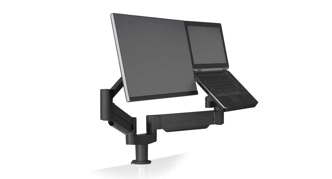 Bon A Sturdy T Mount Securely Holds Both Arms