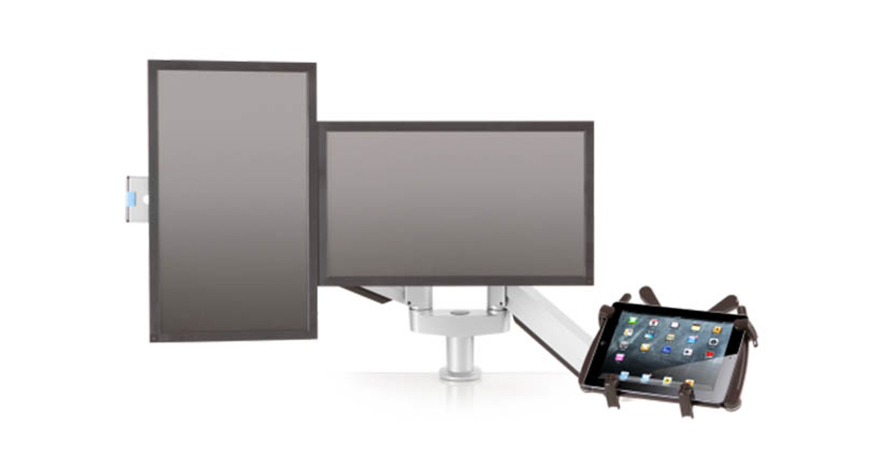 shop innovative 7050 switch dual monitor and tablet mount. Black Bedroom Furniture Sets. Home Design Ideas