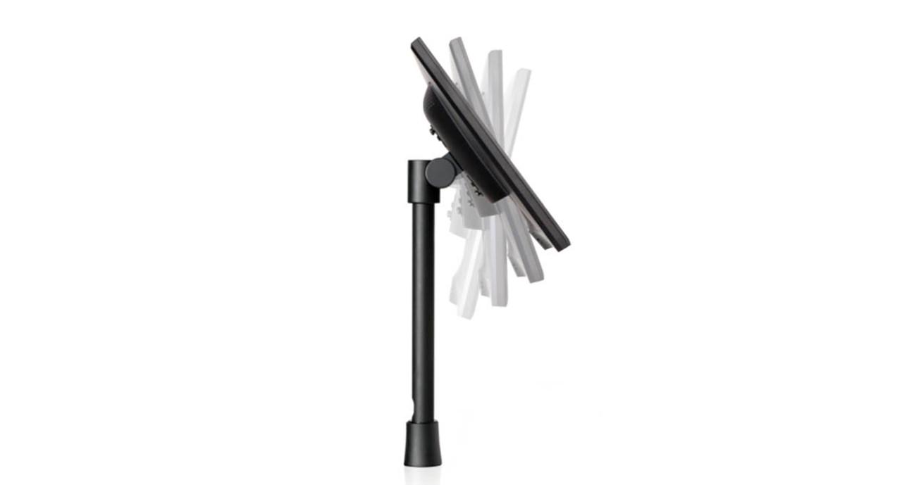 innovative 9232 light duty pole mount