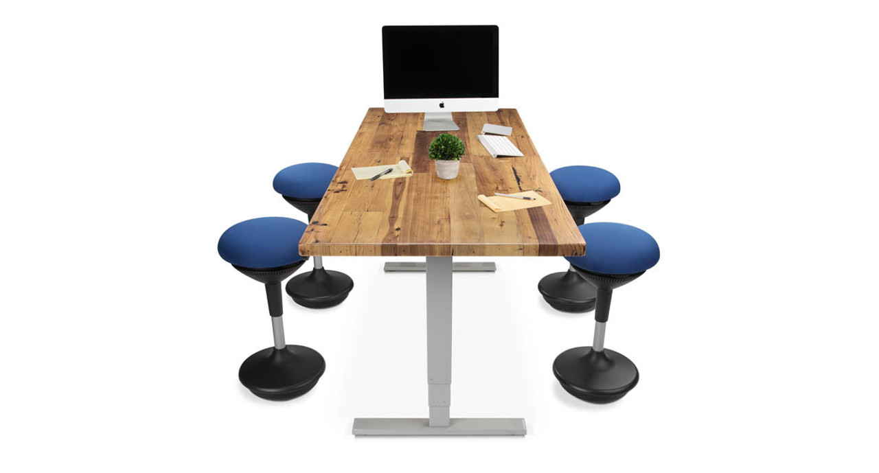 Shop UPLIFT Woodland Standing Conference Tables - Stand up conference table