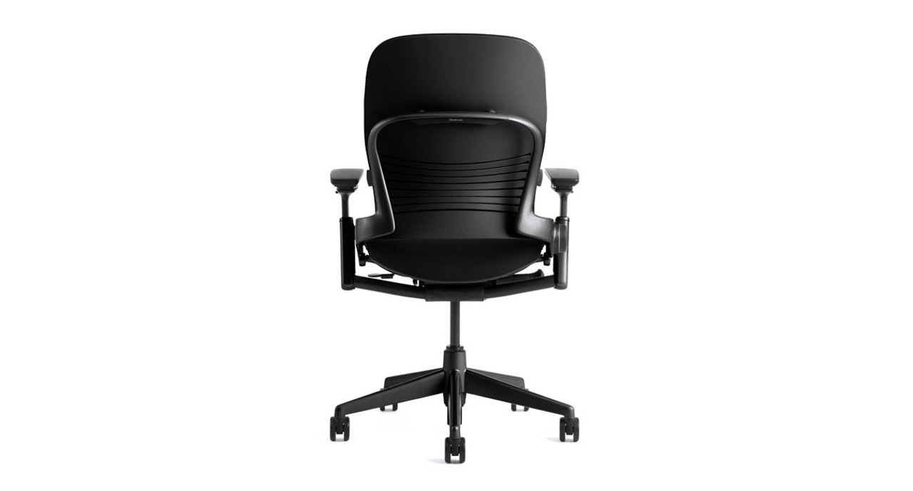 An Intuitive Dial On The Left Side Of Chair Adjusts The Chairu0027s Upper Back  Force