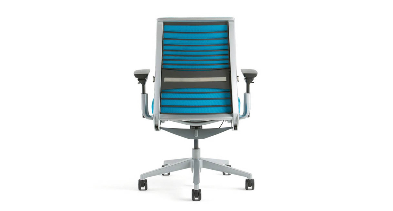 steelcase think office chair. Synchro-tilt Mechanism Features An Advanced Weight-activated With Adjustable Tension Controls Steelcase Think Office Chair