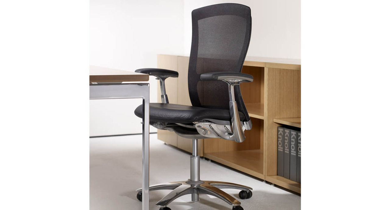 Seat Reduces Pressure Points On Legs