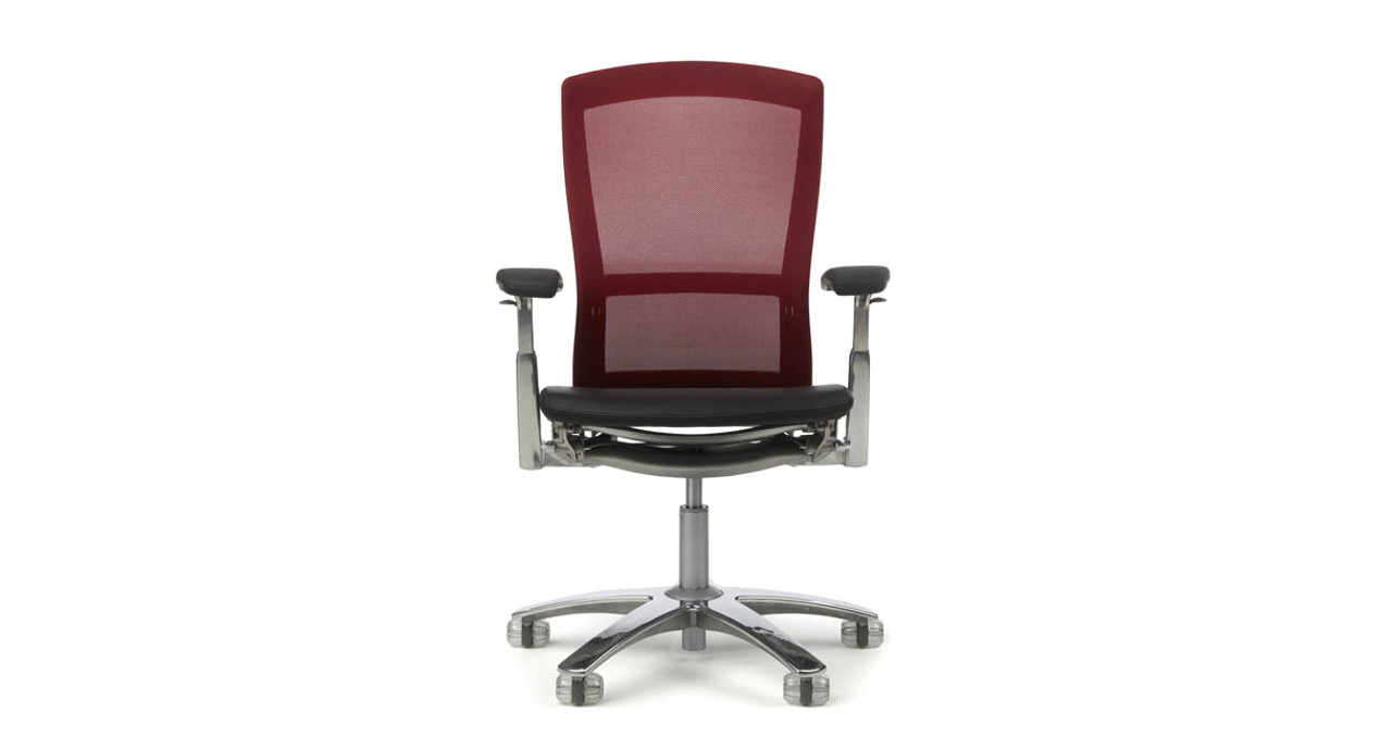 Knoll Life Is A Slim And Efficient Chair That Offers A Lot Of Support  Without The