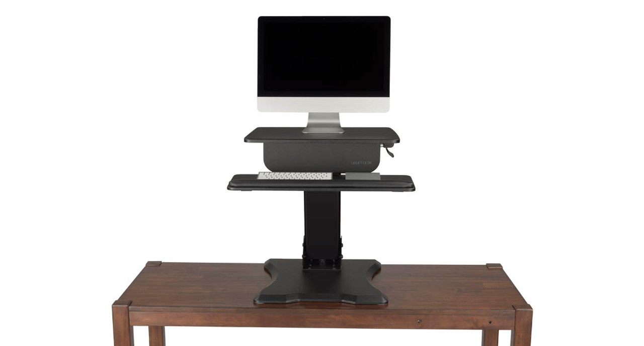 Shop Height Adjustable Standing Desk Converters By Uplift Desk