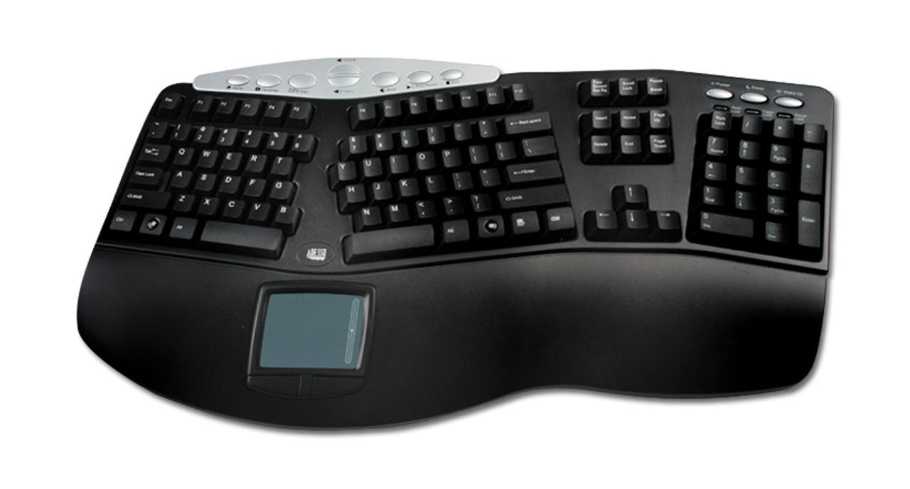Adesso Tru Form Pro Ergonomic Keyboard