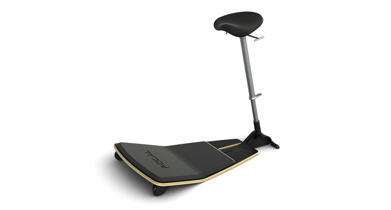 Focal Upright Locus Seat -The 9 Best Stand-up Desk Stools