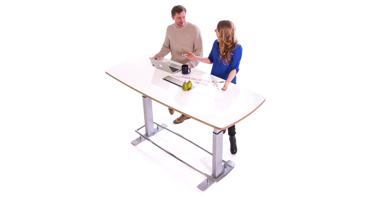 Focal Confluence Standing Height Table The Human Solution