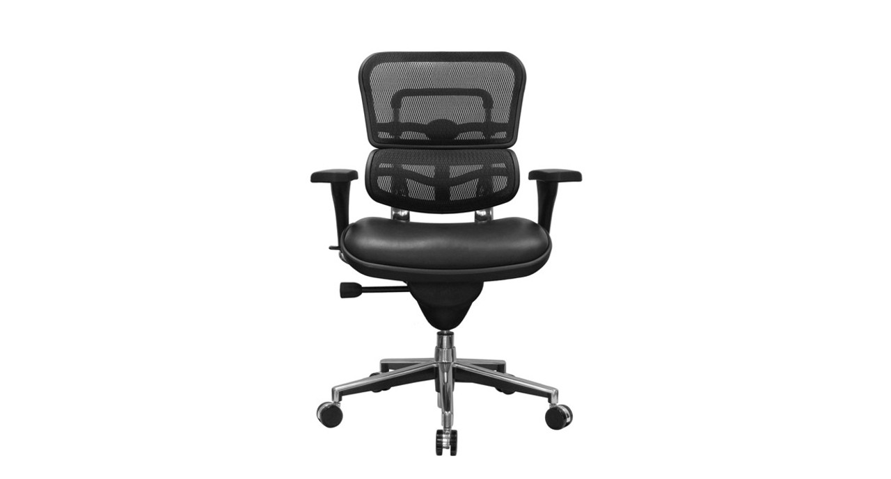 The Raynor Ergohuman Chairu0027s Pneumatic Height Adjustments Raise And Lower  The Chair To Your Ideal Sitting