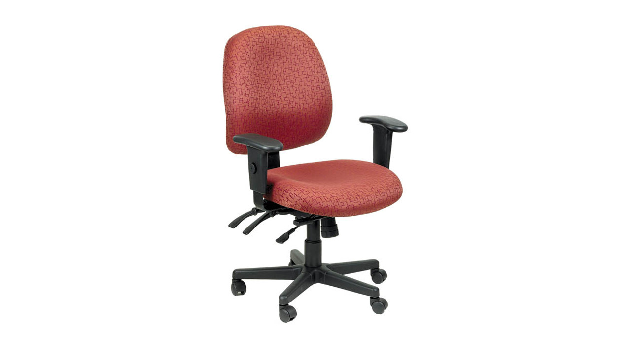 Eurotech 4x4 Multi Function Task Chair 49802a