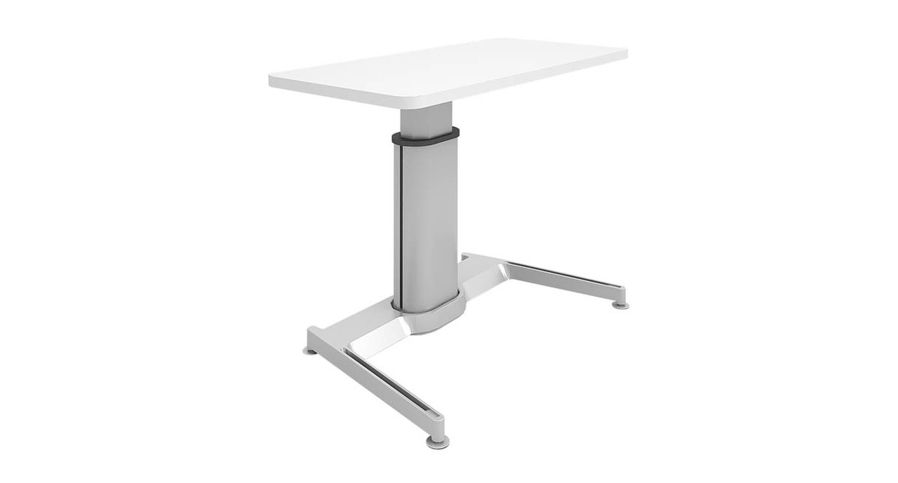 products stand adjustable vivo crank office steel desk up frame ergonomic height standing dp system com manual amazon