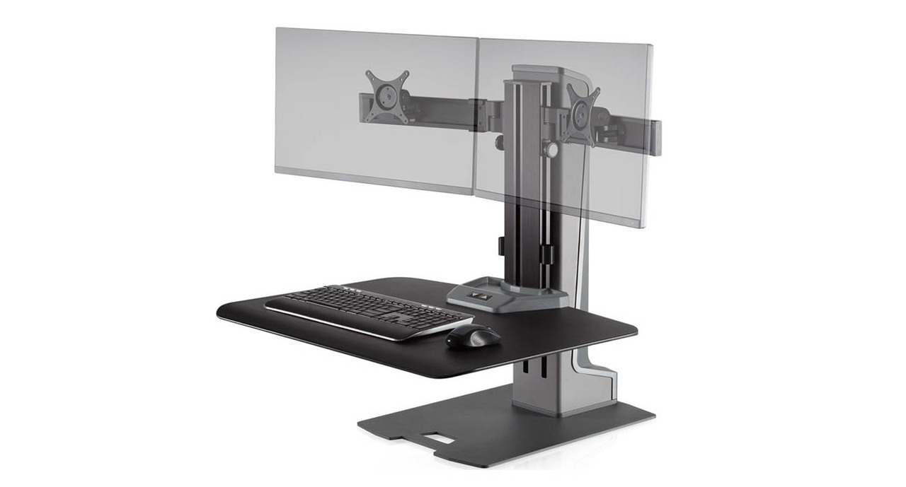 Shop Innovative Winston E Electric Sit Stand Workstations