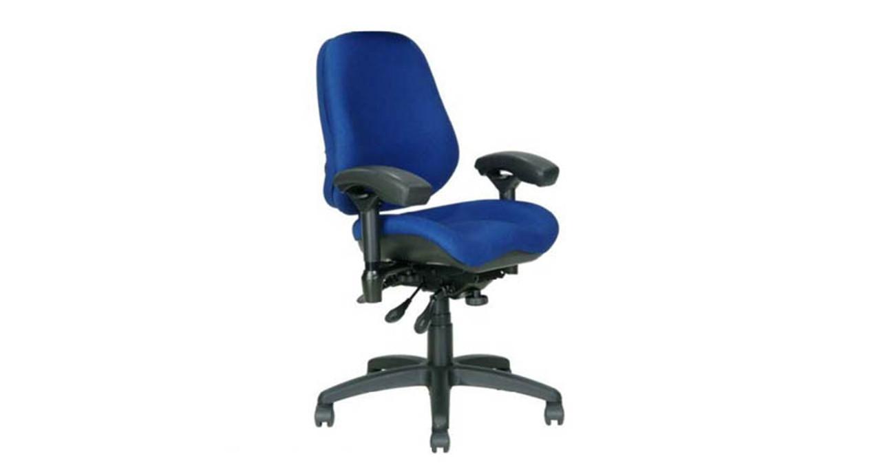 Merveilleux J, E, Or R Mechanisms Offer A Truly Customizable Chair