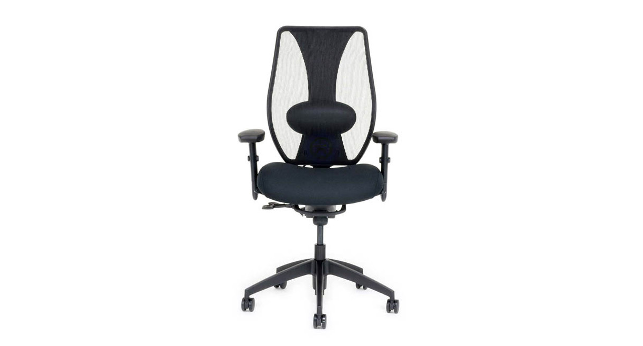 The ergoCentric tCentric Hybrid Chair features CooltoTouch leather that improves breathability  sc 1 st  The Human Solution & Shop ergoCentric tCentric Chairs | Free 30-Day Returns